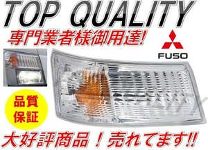 356☆限定特価☆ ブルーテック キャンター FBA00/20/30/50/60 FEA20/50/80 FDA00/20/40 FGA20 右 側 運転席 ウインカー ランプ ライト