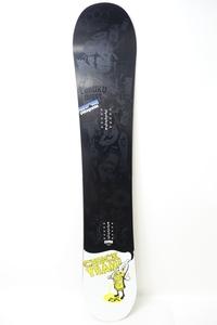 中古 パーク グラトリ 16/17 NITRO CHUCK 154cm スノーボード ナイトロ チャック
