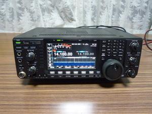 ICOM IC-7600M 100W改 HF/50MHZ トランシーバ