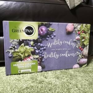 GREEN PAN クラフト フライパン IH対応 24CM グリーンパン フッ素不使用