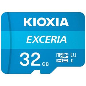同梱可能 KIOXIA (旧東芝) マイクロSD microSDHCカード 32GB 32ギガ クラス10