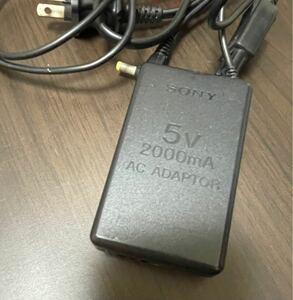 SONY PSP ACアダプター
