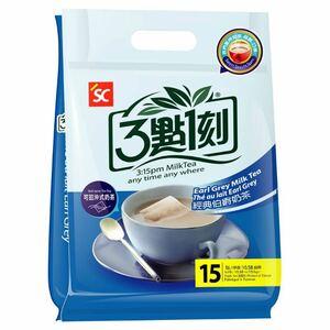 新入荷♪台湾3點1刻アールグレイミルクティー(20g×15個)