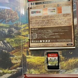 Nintendo Switch モンスターハンター ストーリーズ2