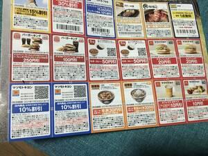 JAFクーポン 11月 送料63円