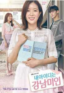 韓国ドラマ 私のIDはカンナム美人 Blu-ray版 全話 日本語字幕