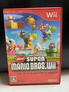 Wii NewスーパーマリオブラザーズWii 任天堂Wii ソフト