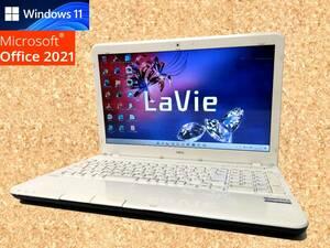 產品詳細資料,日本Yahoo代標|日本代購|日本批發-ibuy99|テレワークに最適 Windows11 Office2021 搭載 NEC ノートパソコン Lavi…