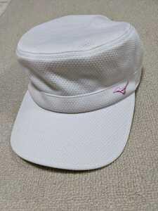 MIZUNO ミズノ 帽子 レディースキャップ 頭周り56~60cm