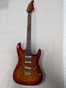 エレキギター ストラト LIORA DEL ALMA