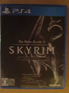PS4 The Elder Scrolls V: Skyrim Special Edition スカイリム スペシャル エディション 送料無料