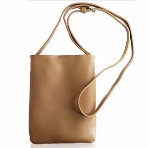 バッグ  ショルダーバッグ ミニバッグ 小さめ レザー シンプル  レディースバッグ