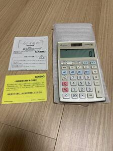 CASIO電卓 JS-20WK