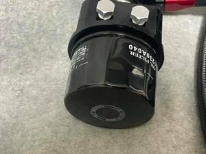 オイルフィルター エレメント オイルクーラーキット 用 三菱 FTO GTO Z15A ランサー ランエボ CT9A 7 Ⅷ 4G63 ギャラン コルト スタリオン