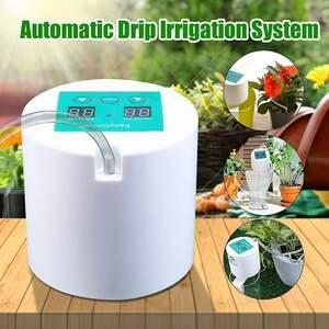 自動でラクラク♪ 自動給水器 水やり器 植物 観葉植物 園芸 盆栽 多肉植物 タイマー 便利 DYL441