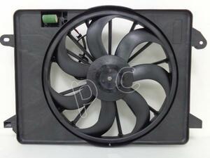 ■ ダッジ チャージャー 2011~ ラジエーター 電動 ファン 68050129AA CH3115169