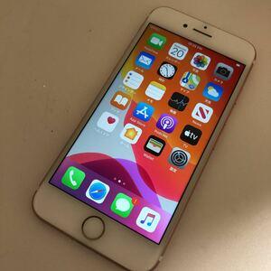 1円スタート!! Apple iPhone 7 128GB SIMフリー ジャンク 206752