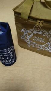 OSAMU GOODS 保冷バックとペットボトルホルダー
