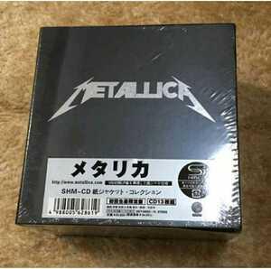 メタリカ Metallica 紙ジャケット仕様