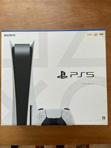 プレイステーション5 本体 PS5 CFI-1000A01  美品 保証書等なし