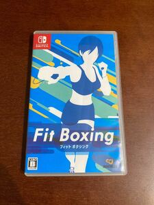 Fit Boxing Switch Nintendo Switch BOXING フィットボクシング