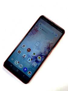 サムスン Galaxy A20 SC-02M docomo Android 11 レッド