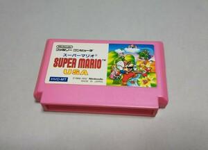 スーパーマリオUSA ファミコンソフト