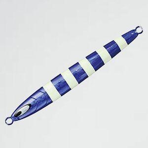 未使用 新品 タチウオ ダイワ(DAIWA) Z-O4 クラッシュホロパ-プルゼブラ ルア- 鏡牙ジグ セミロング 80g
