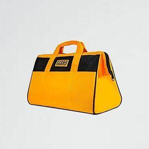 好評 新品 工具バッグ INGCO W-1N 黄・黒 HTBG28131 防水 ツ-ルバッグ 工具入れ 多機能工具袋 大容量 ツ-ルケ-ス ペグケ-ス