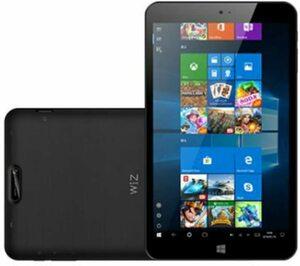 *****FMM03242 [1 jpy start!][ unopened ][ unused goods ]KEIAN WIZ 8 -inch Windows tablet KI8-BK