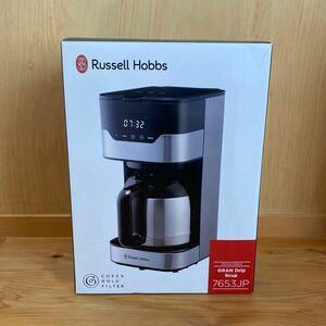 ラッセルホブス グランドリップ 8カップ 7653JP コーヒーメーカー