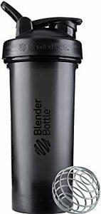 ブラック 1個 (x 1) ブレンダーボトル 【日本正規品】 BlenderBottle Classic V2 28オンス (8