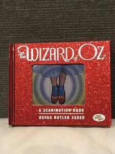 The wizard of OZ オズの魔法使い 英語 しかけ絵本