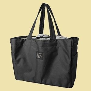 大人気 新品 未使用 保冷素材 買い物バッグ Q-8H 保冷バッグ ブラック エコバッグ 大容量 レジカゴ レジバッグ