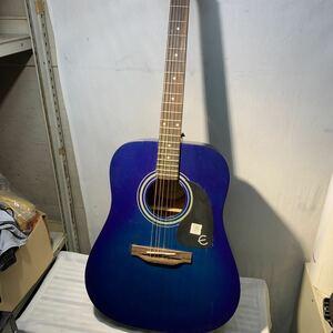 Epiphone PRO-1 TL エレアコ ブルー アコースティックギター エピフォン 現状渡し