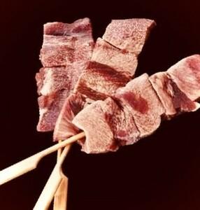 ■特上牛タン串 40g×20串です! 食べる分だけ解凍できます! 晩酌に最適!霜降り牛タン串!