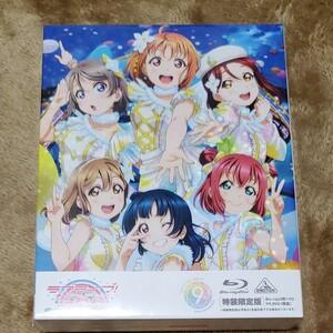 ラブライブ! サンシャイン!! Over the Rainbow (特装限定版) Blu-ray 劇場版