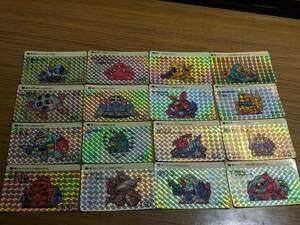 【100円スタート】9枚セット SDガンダム カード gundam #4