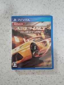 PS Vita ソフト 『ASPHALT: INJECTION』