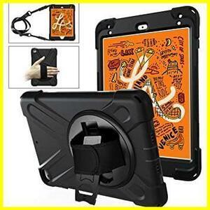 【未開封】 スタンド ショルダーケース 360度回転 多重保護 保護カバー 4 ケース 5 mini iPad ATiC