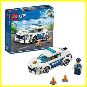 【未開封】 男の子 おもちゃ ブロック 60239 車 ポリスパトロールカー シティ レゴ(LEGO)