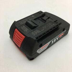 ボッシュ(BOSCH) バッテリー GBA18V 3.0Ah 管理YE6600b