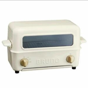 トースターグリル BOE033-WH (ホワイト)