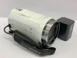 G041-I25-2822 SONY ソニー Handycam ハンディカム デジタルビデオカメラ HDR-PJ540 ⑥