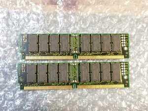 IODATA made 16MB SIMM 2 pieces set (32MB)