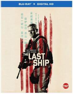 【ザ・ラストシップ:シーズン3 The Last Ship: The Complete Third Season 】ブルーレイ マイケル・ベイ