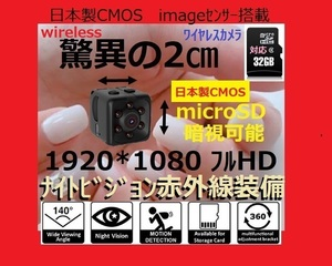 HKF1匠★鷹 ドライブレコーダー防犯カメラ キーホルダー 暗視HD 超小型カメラ1200万画素 長時間録画ナイトビジョンサイクルレコーダー