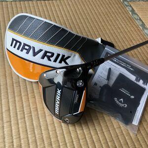 送料無料 キャロウェイ マーベリックマックス 10.5° SRシャフト MAVRIK MAX 日本正規品
