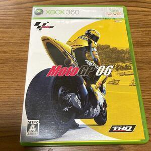 XBOX360 ソフト 【xbox360】 Moto GP 2006