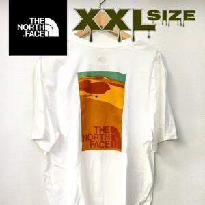 ノースフェイス Tシャツ GRAPHIC TEE TNF WHITE XXL THE NORTH FACE
